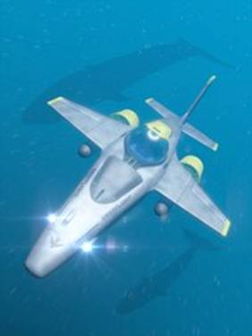 Small, fast attack submarine-fighter - Develop with Modern Tech