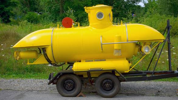 Submarines And Rovs For Sale And Hire By Silvercrest