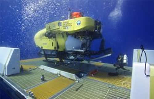 Submarines and ROVs for sale and hire by Silvercrest Submarines